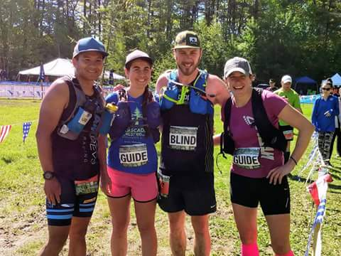 Kyle Robidoux - at Pineland Farms 50-miler