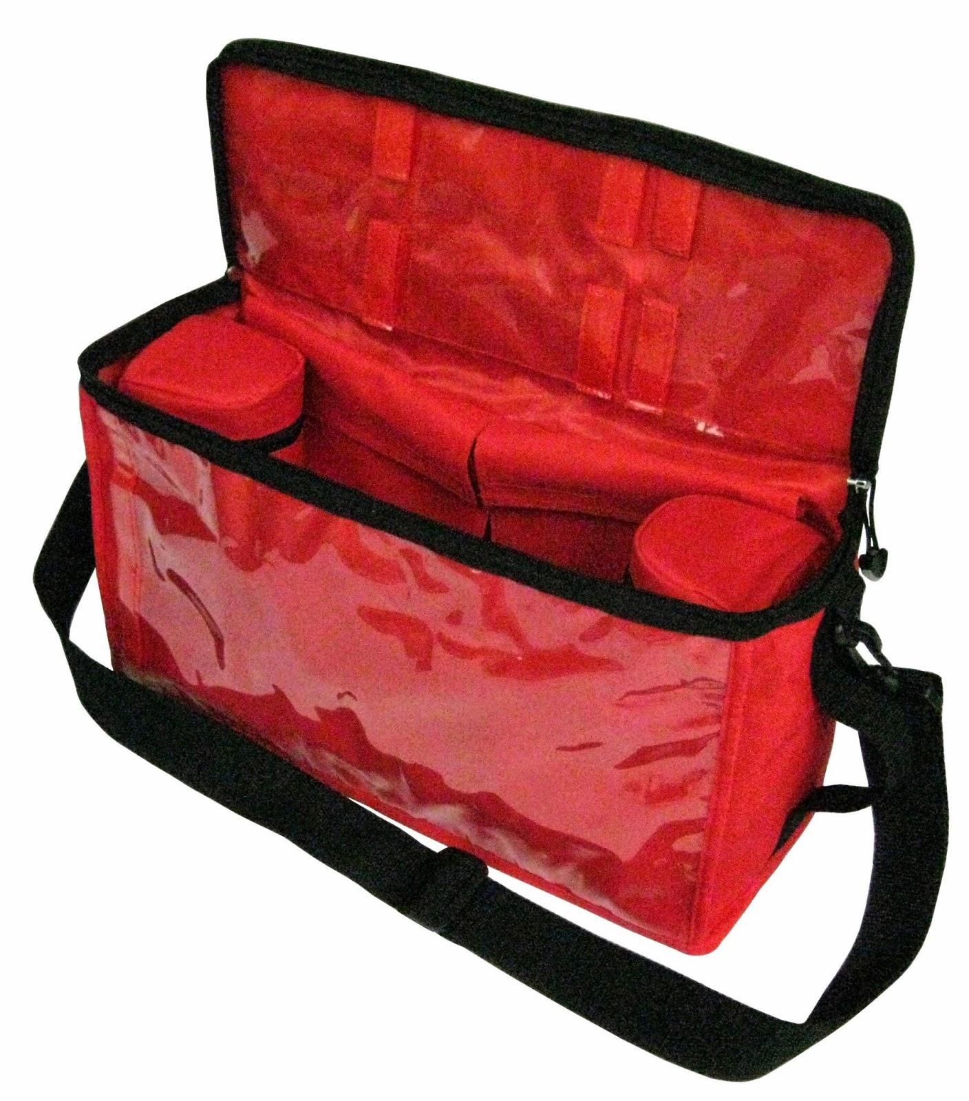 VT100 Drop Bag Example
