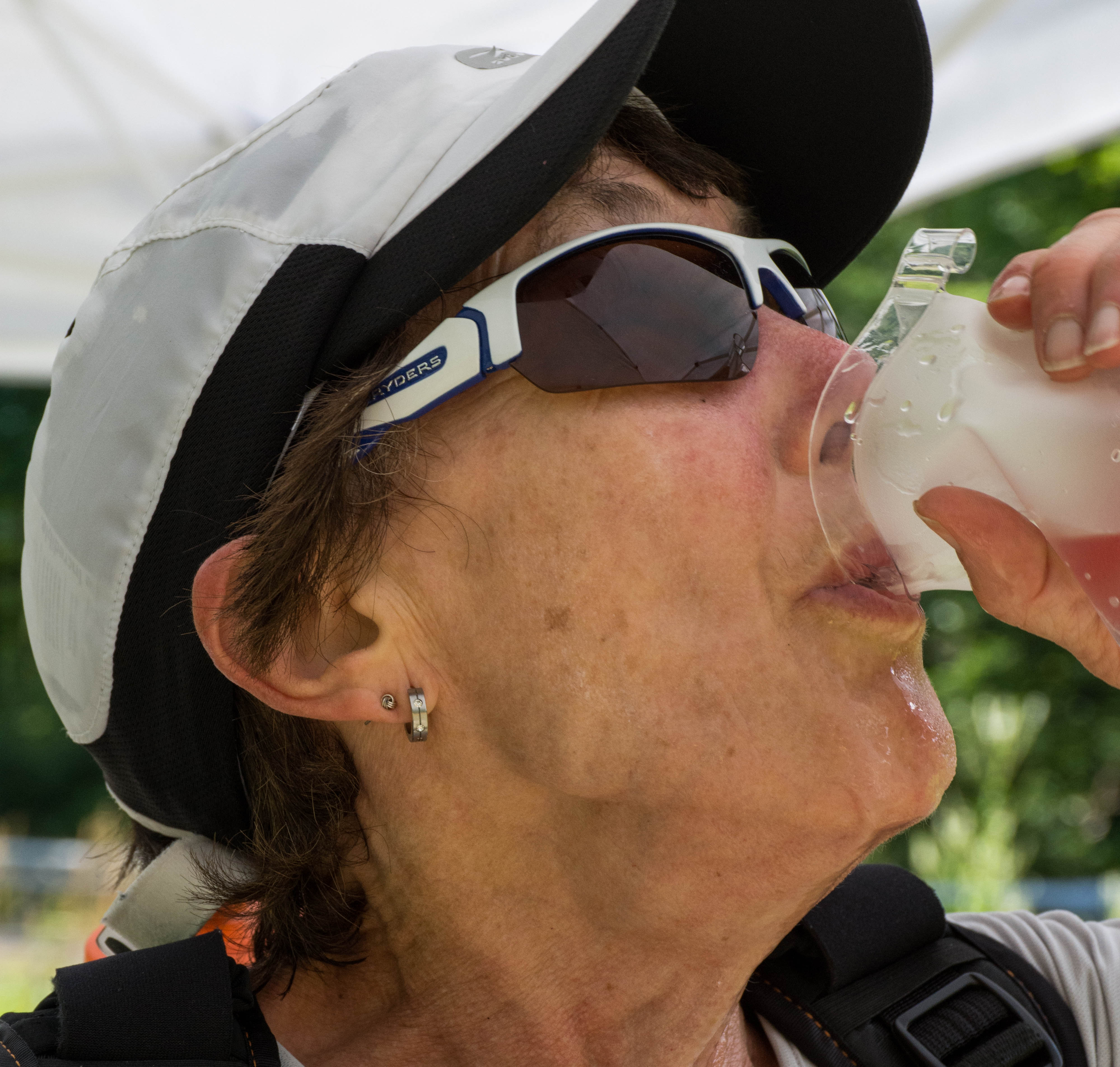 Nutrition and Hydration for the Long Haul