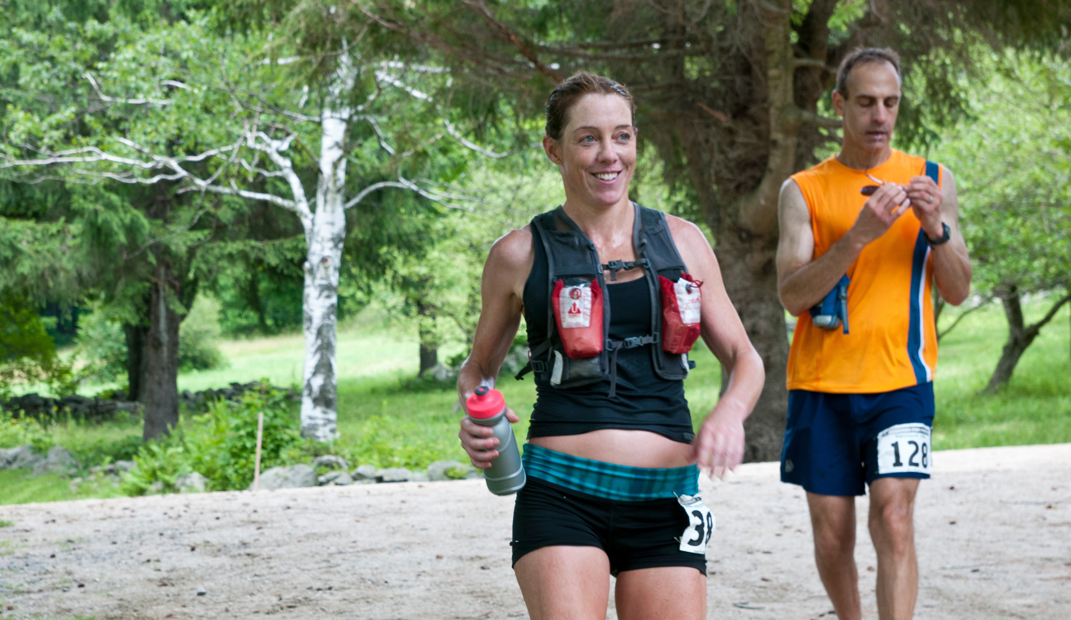 Vermont 100-Planning and Mental Preparation