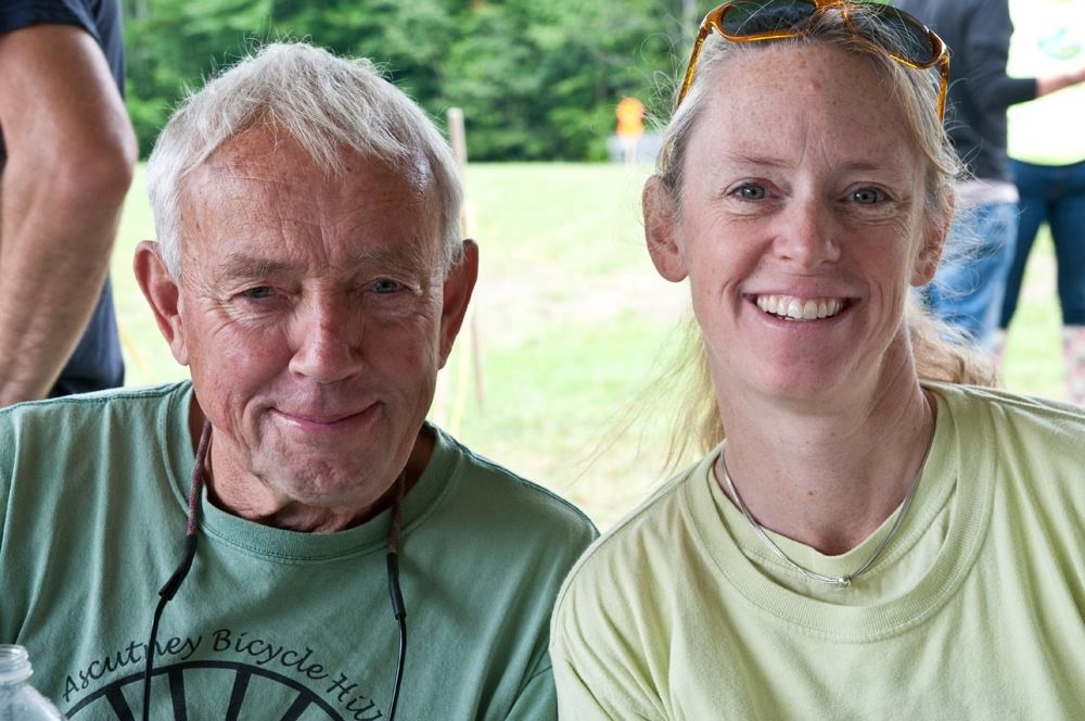 """It isn't about running"" – What the Vermont 100 Means to Me"